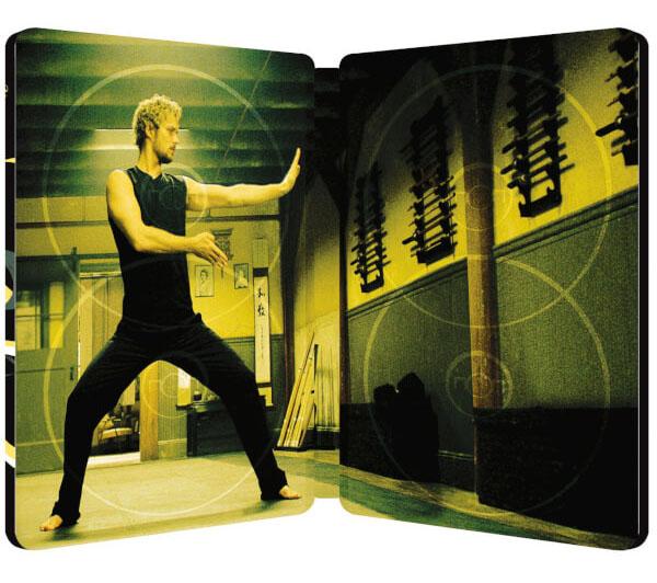 Iron Fist steelbook 3