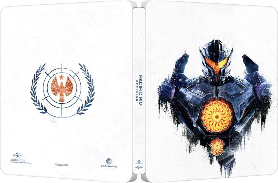 Pacific Rim steelbook IT 1