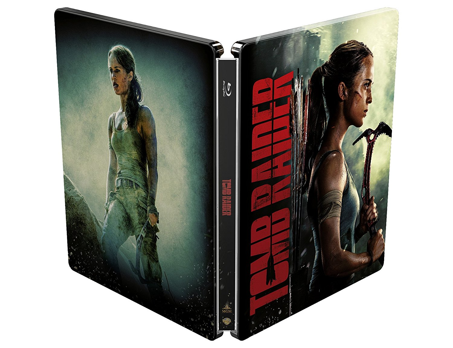 Tomb Raider steelbook 1