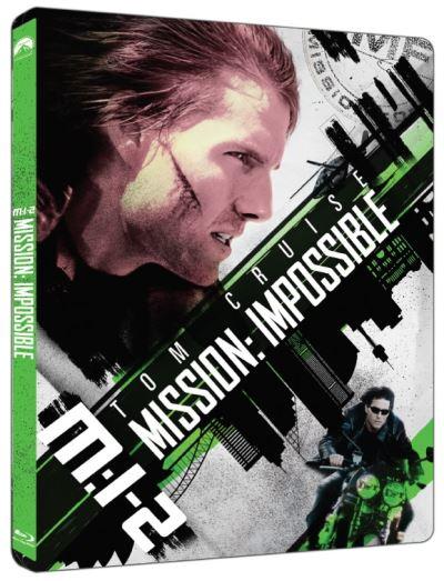 Miion-Impoible-II-Steelbook-Blu-ray