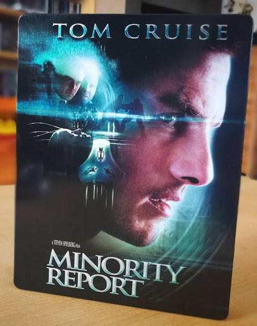 Minority Report steelbook 1