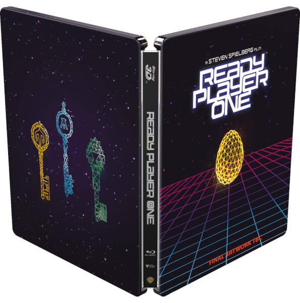 Ready Player One steelbook 1