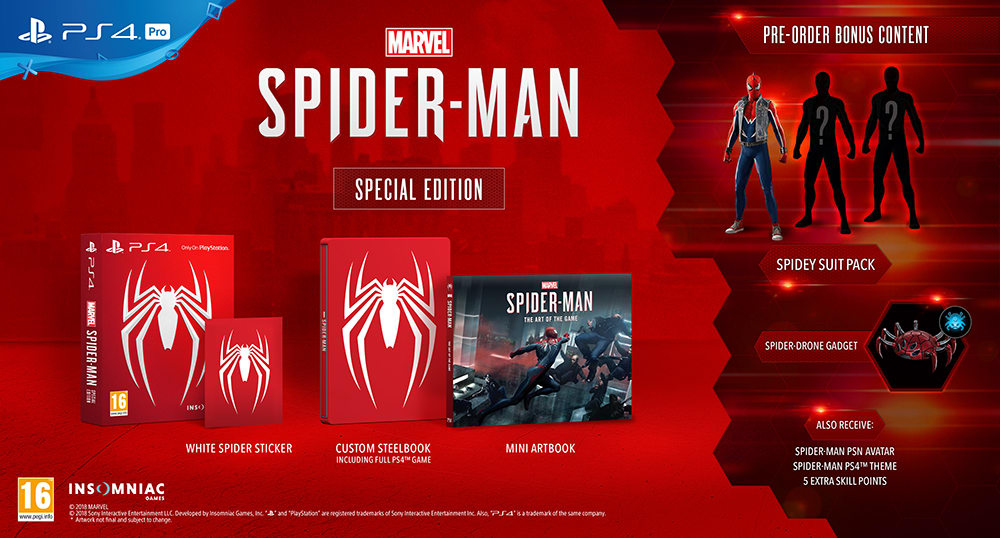 SpiderMan steelbook speciale