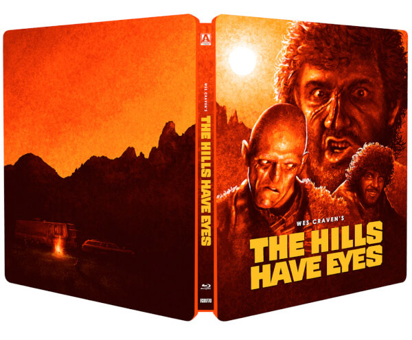 The Hills Have Eyes steelbook 2