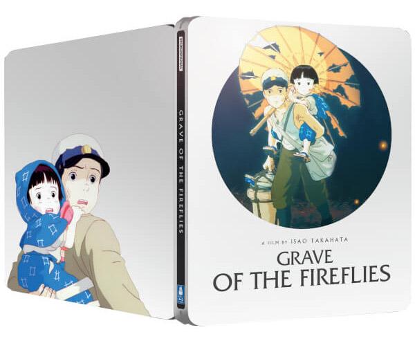 Grave of the Fireflies steelbook 1