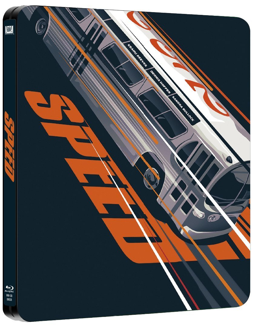 Speed steelbook 1
