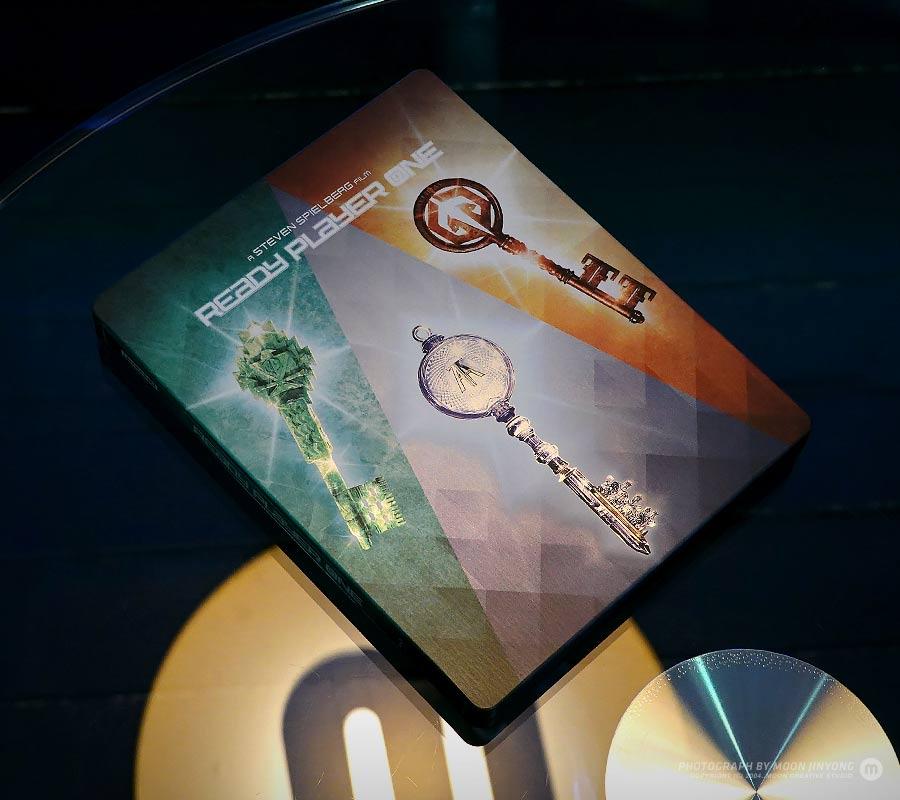 Ready Player One steelbook 4