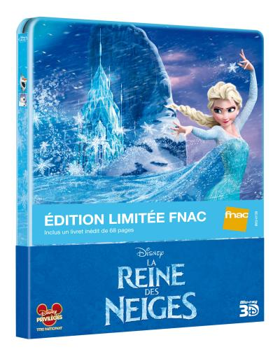 Reine Neiges new visu