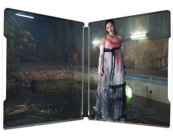 Jennifer's Body steelbook 3