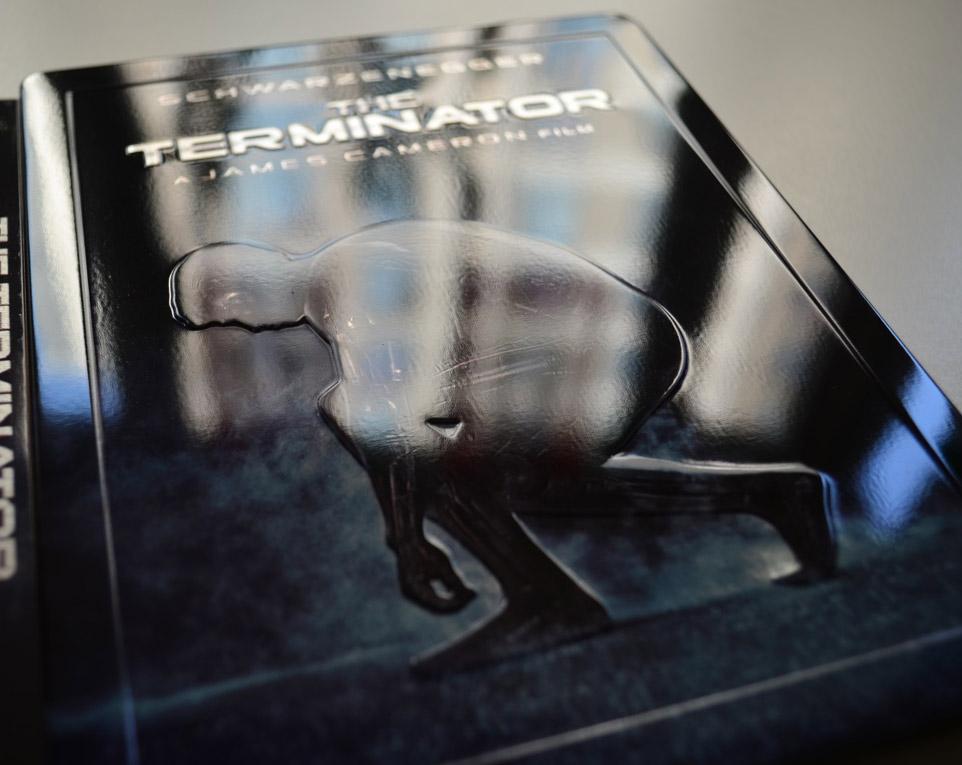 Terminator T1 Lenti steelbook hdzeta