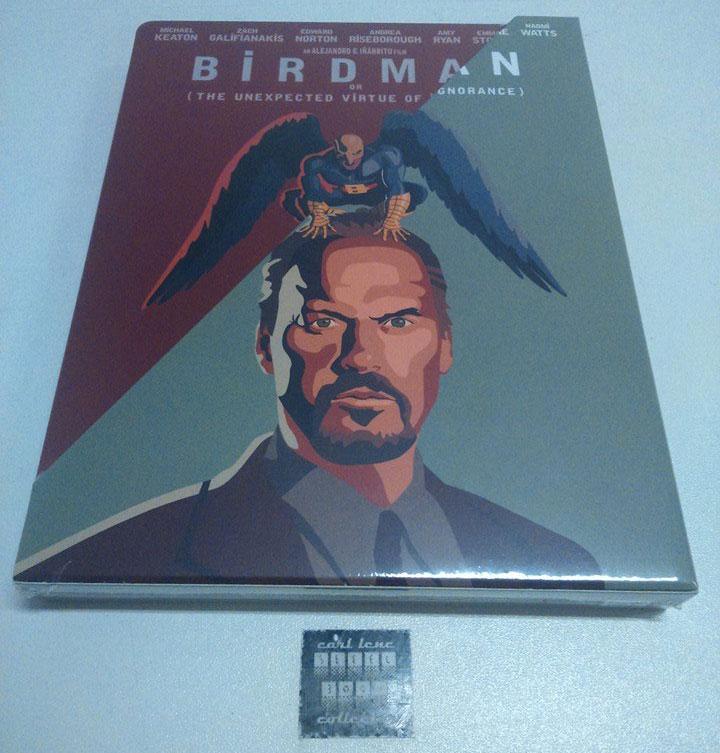 birdman steelbook filmarena 1