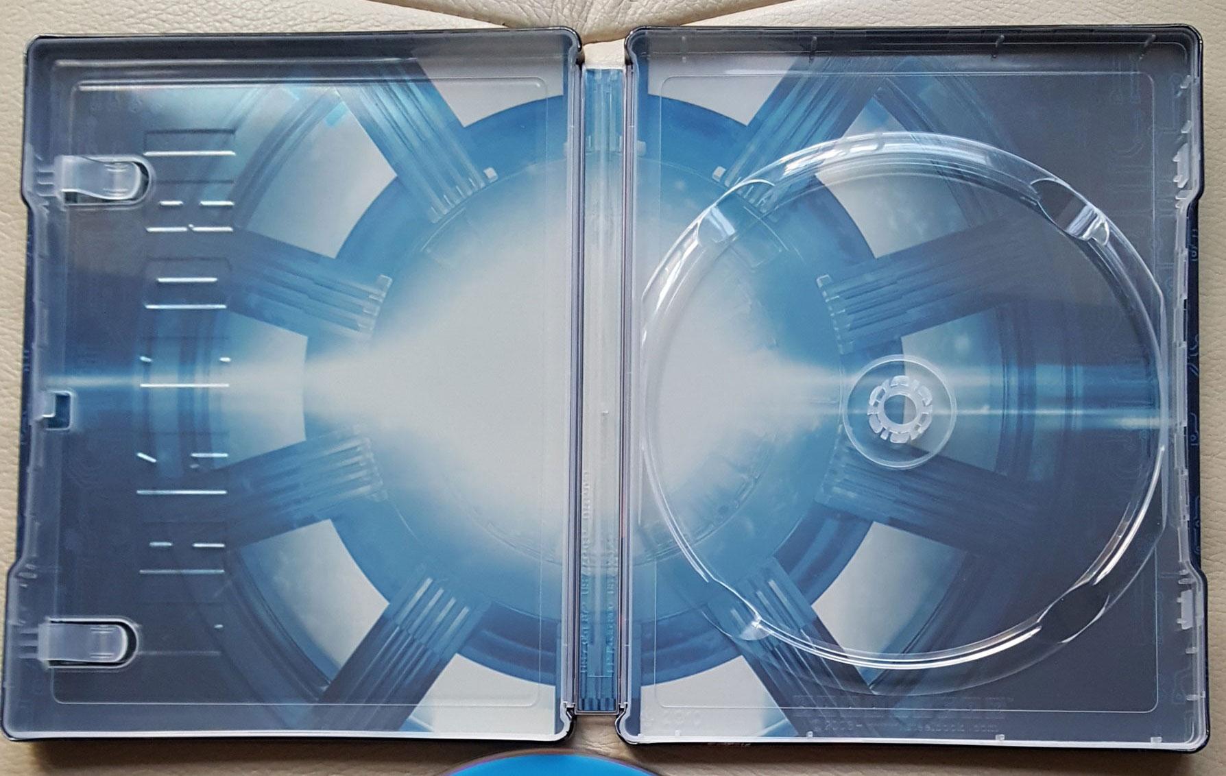 Iron man steelbook zavvi 1