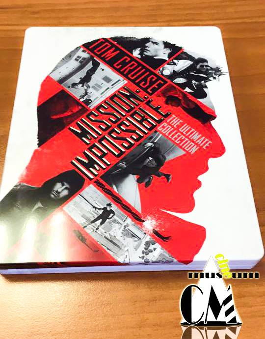 mission impossible the ultimate collection steelbook