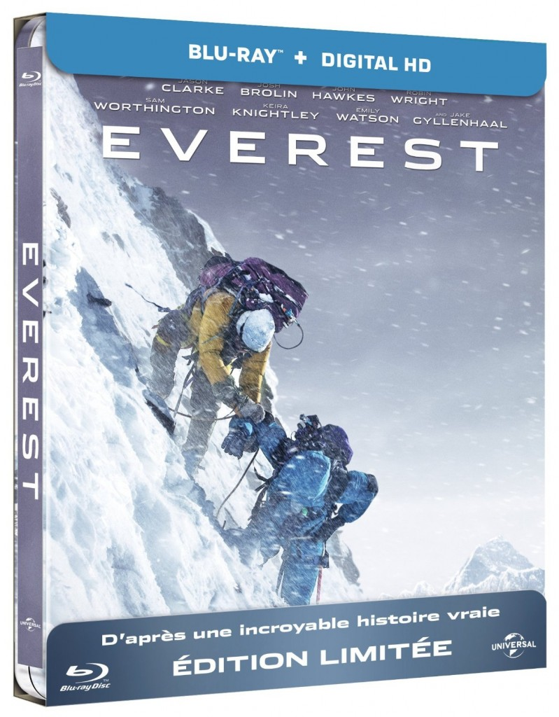 Everest steelbook fr