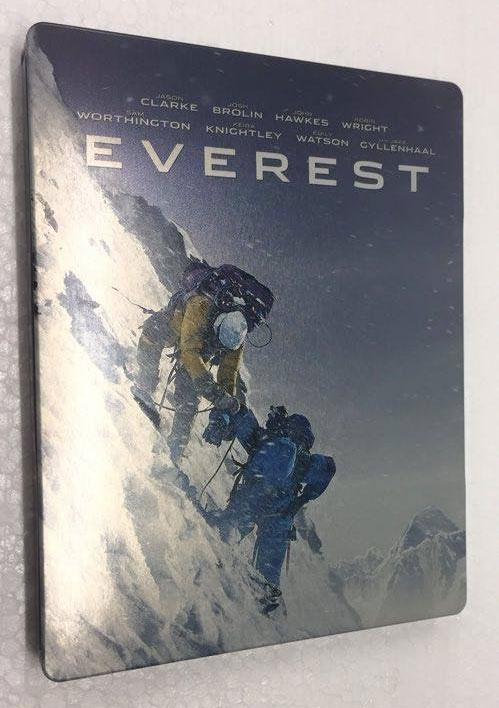 Everest-steelbook