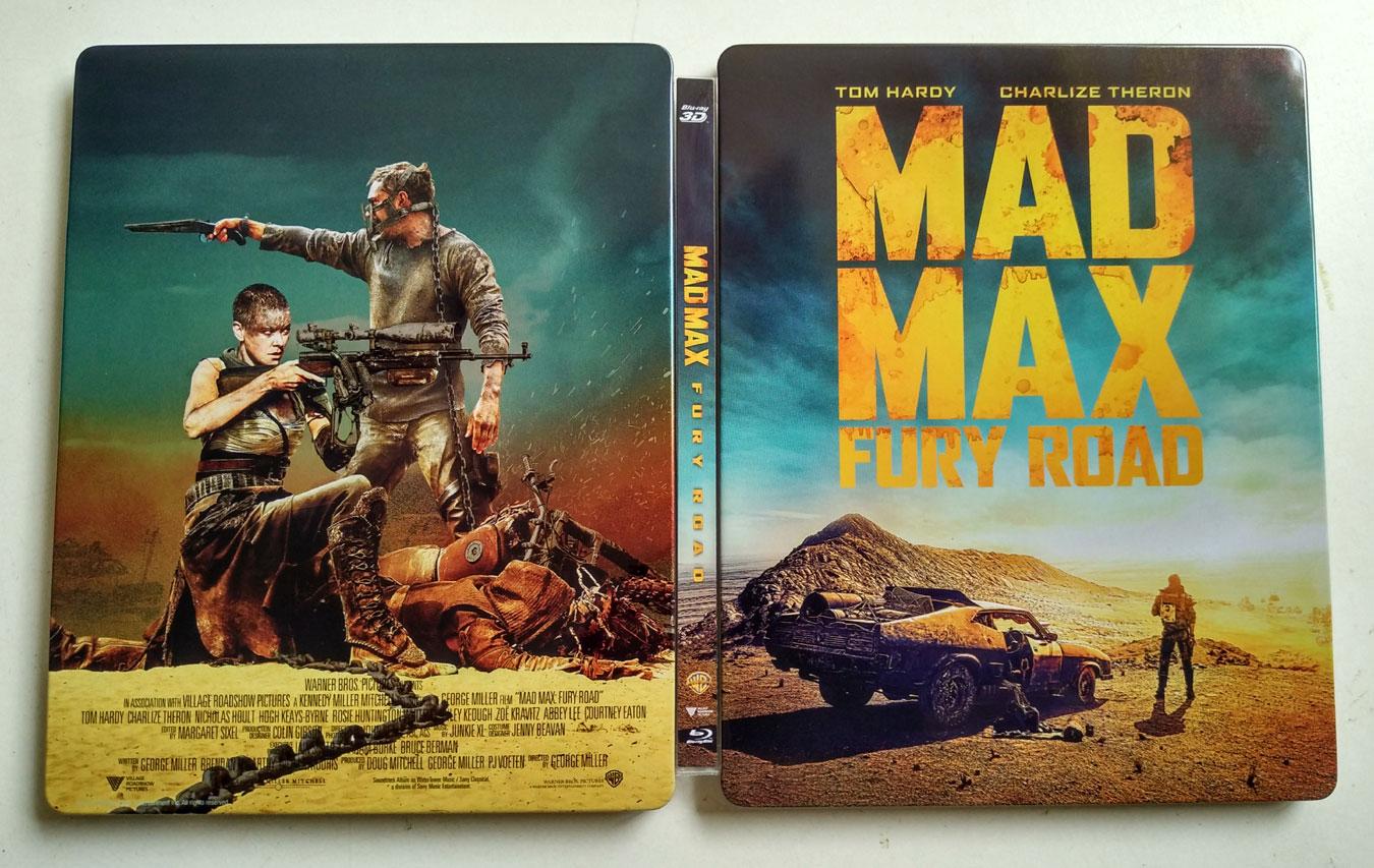 Mad Max Fury Road steelbook hdzeta lentiA