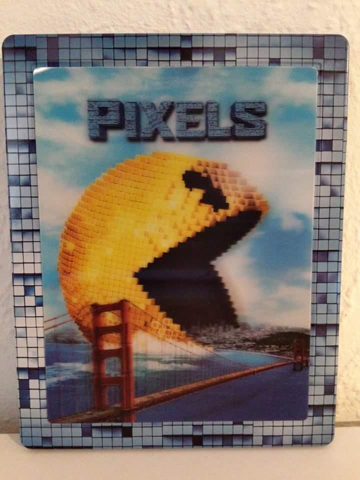 Pixels steelbook mediamarkt 3