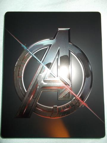 Avengers Double Pack steelbook 1