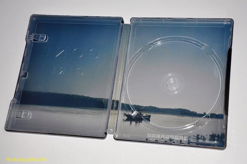 Conan 3D French Embossed Steelbook Inside
