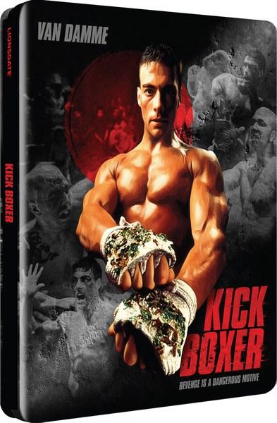 Kick Boxer steelbook zavvi 1