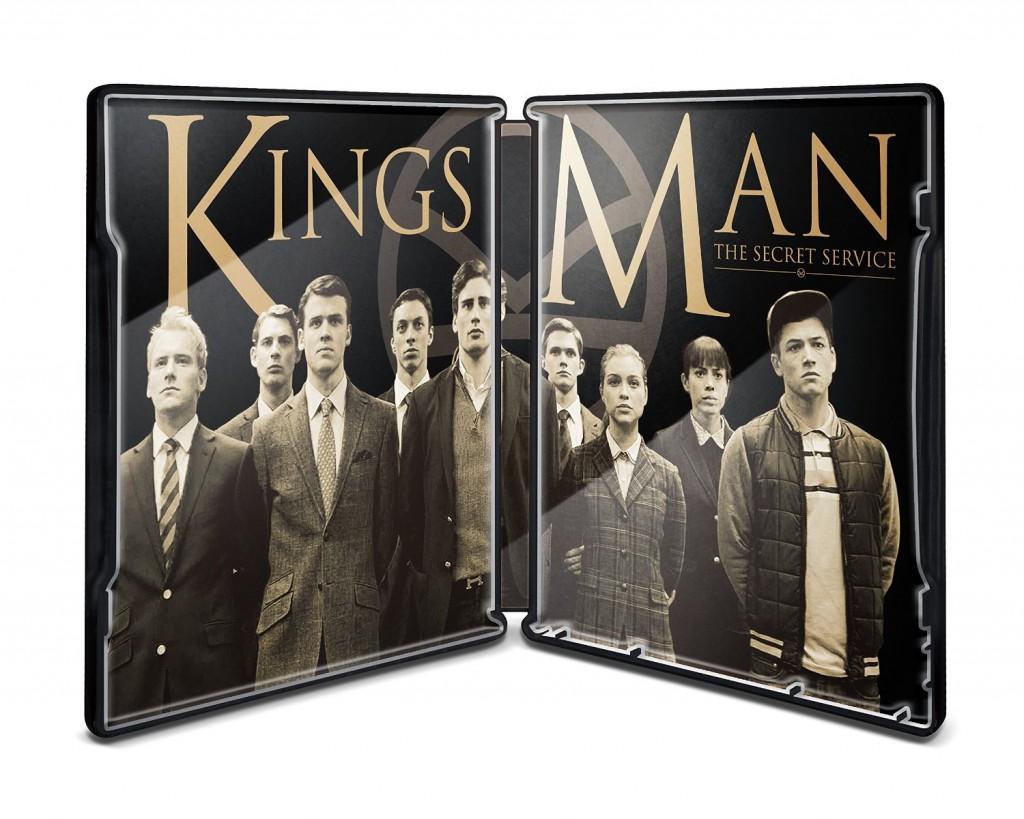 Kingsman steelbook jp 2