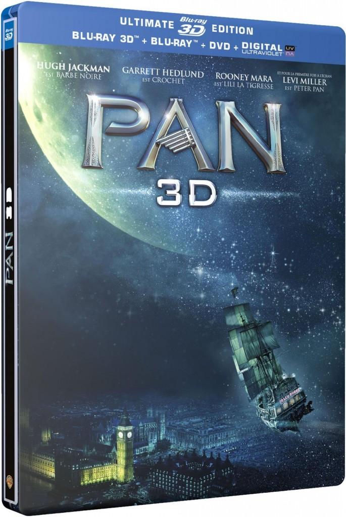 Pan steelbook FR