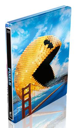 Pixels_Reflection_Steelbook