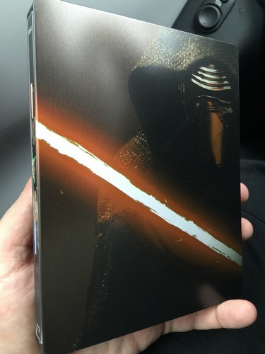 Star Wars Le réveil de la force steelbook fr 1