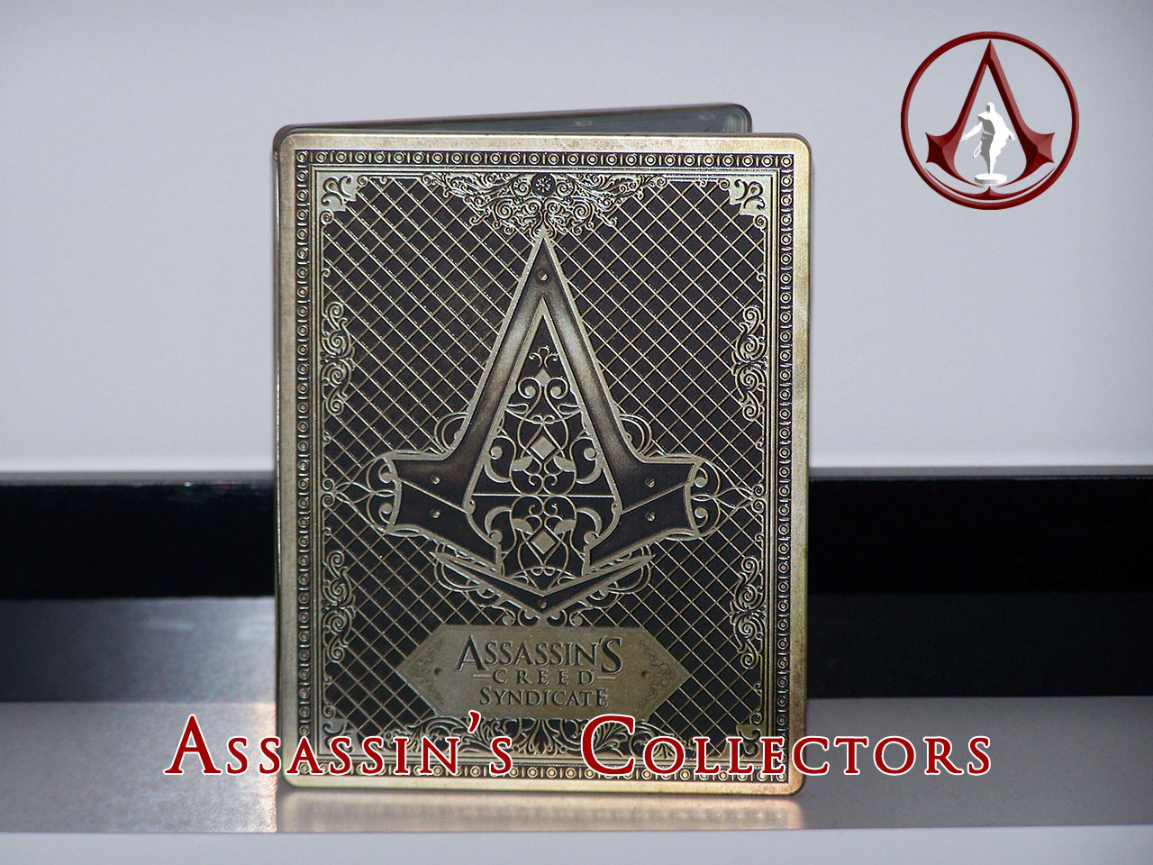 assassin creed syndicate steelbook