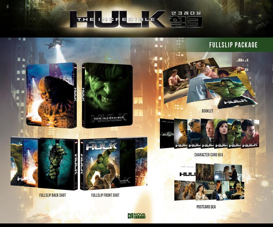 hulk steelbook