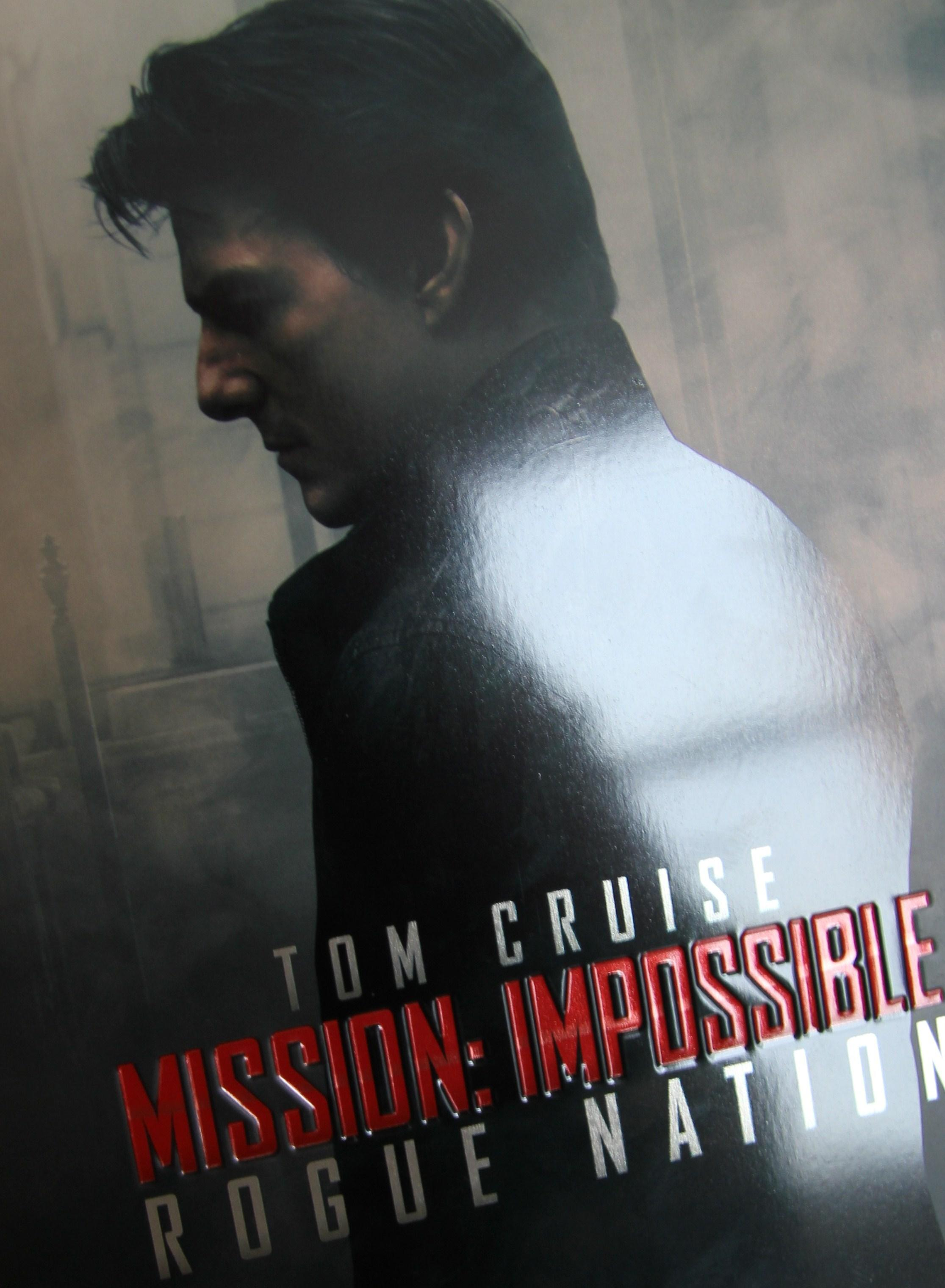 mission impossible rogue nation steelbook amazon de