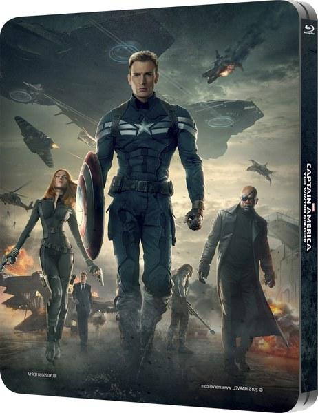 Captain America 2 Le Soldat de l'Hiver steelbook2