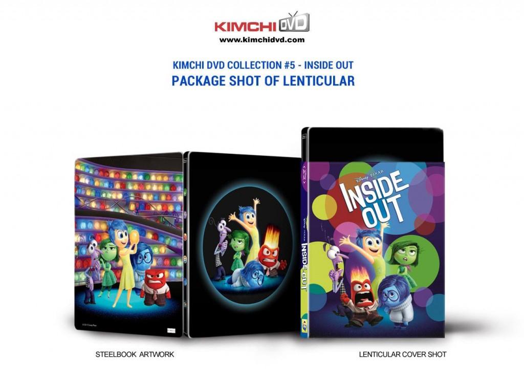 Inside Out steelbook kimchidvd 1