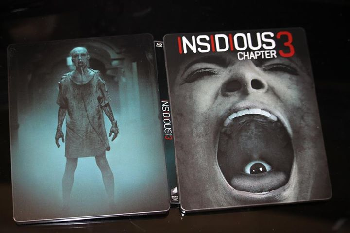 Insidious chapter 3 steelbook 1
