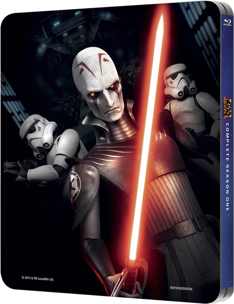 Star Wars Rebels steelbook 3