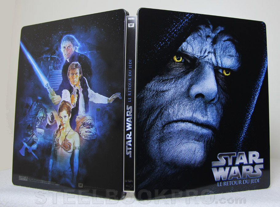 Star Wars-Return-steelbook-1