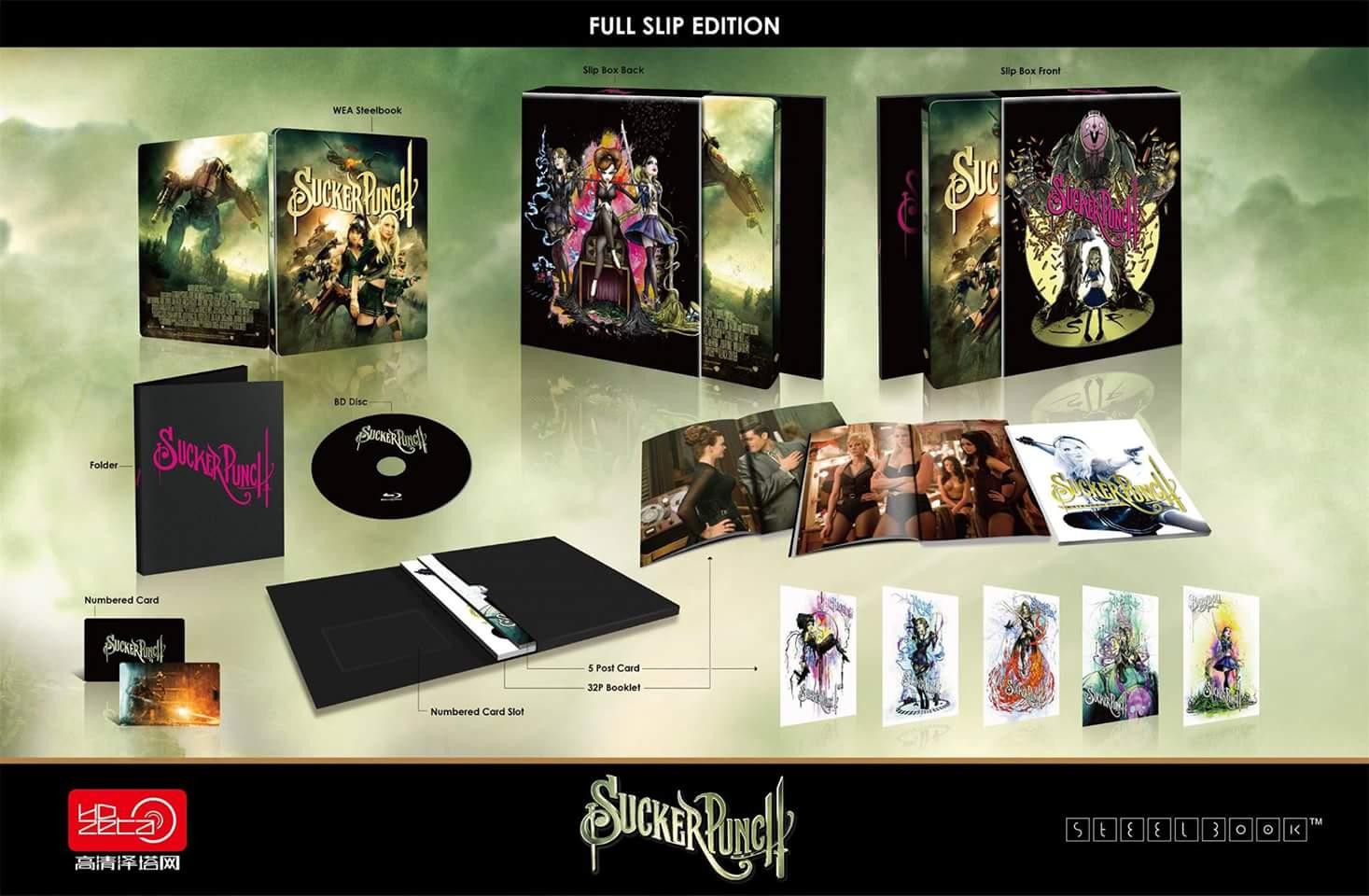 Sucker Punch HDzeta steelbook 3