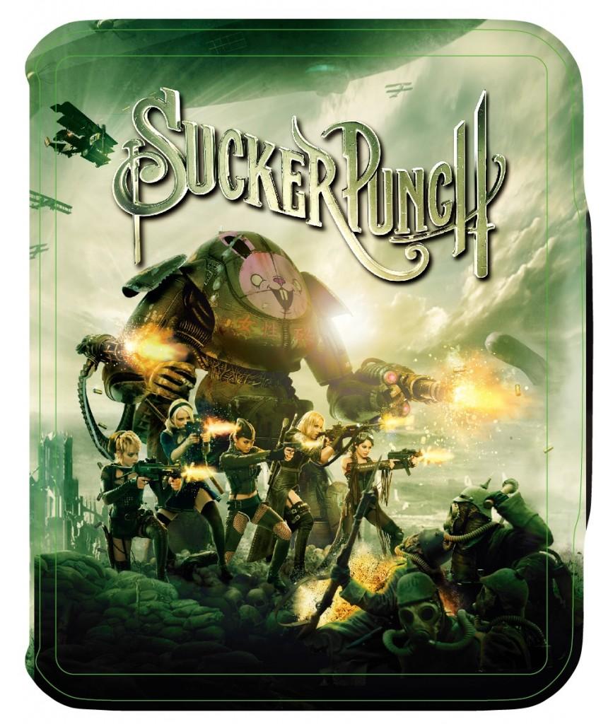 Sucker Punch steelbook HDzeta
