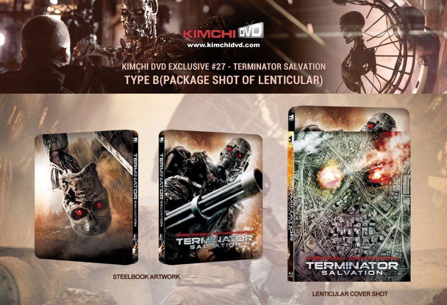 Terminator Salvation steelbook kimchi 1