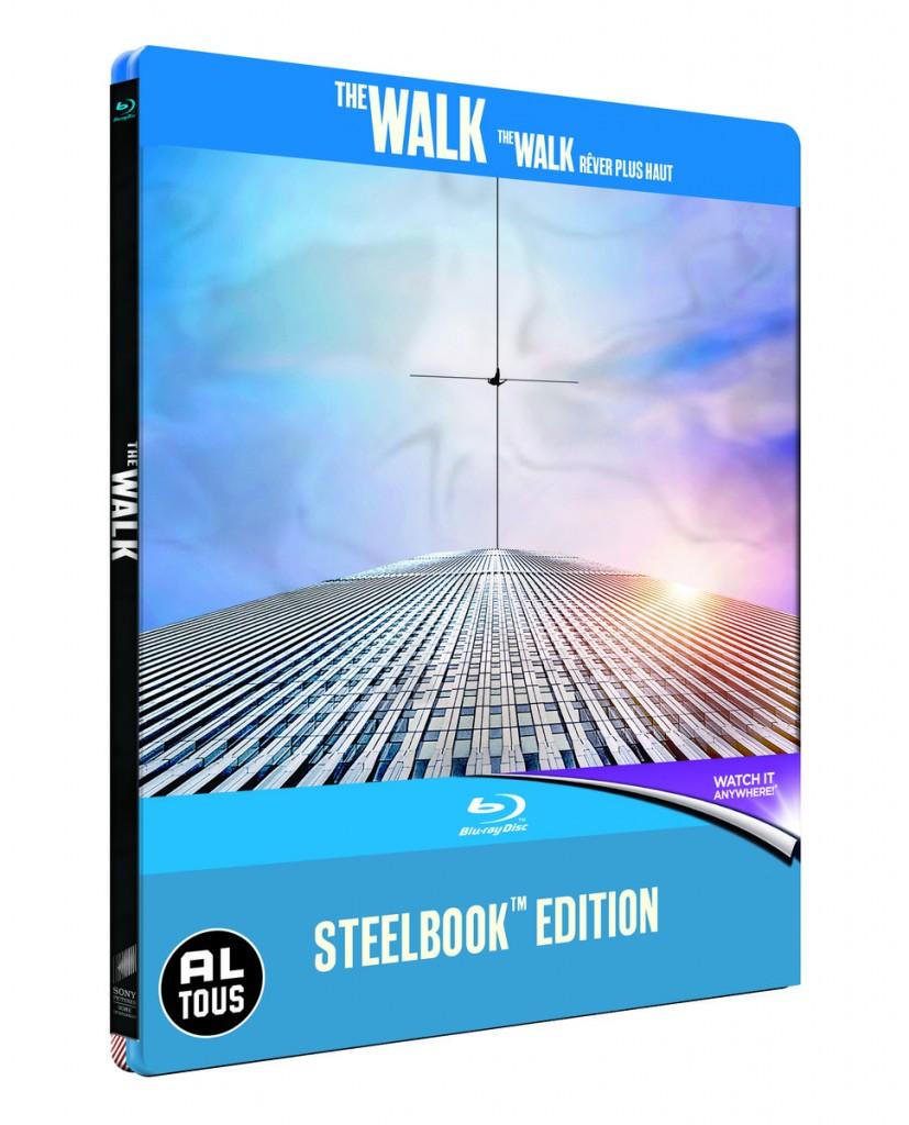 The Walk steelbook
