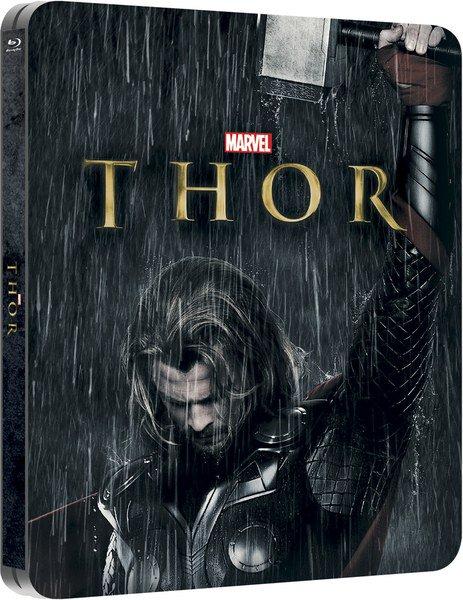 Thor steelbook lenticular