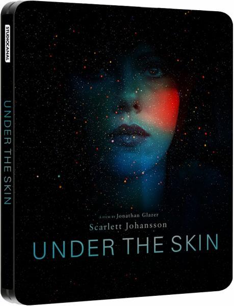Under the Skin steelbook