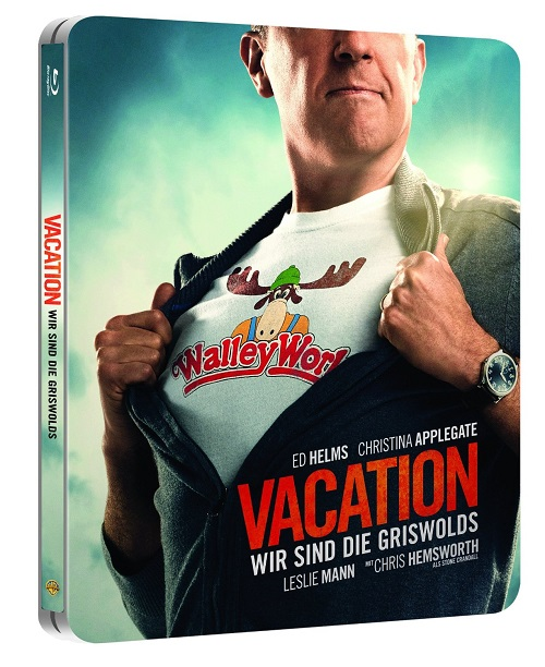 Vacation steelbook