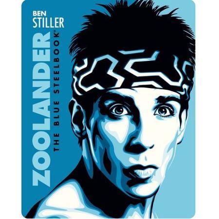 Zoolander steelbook