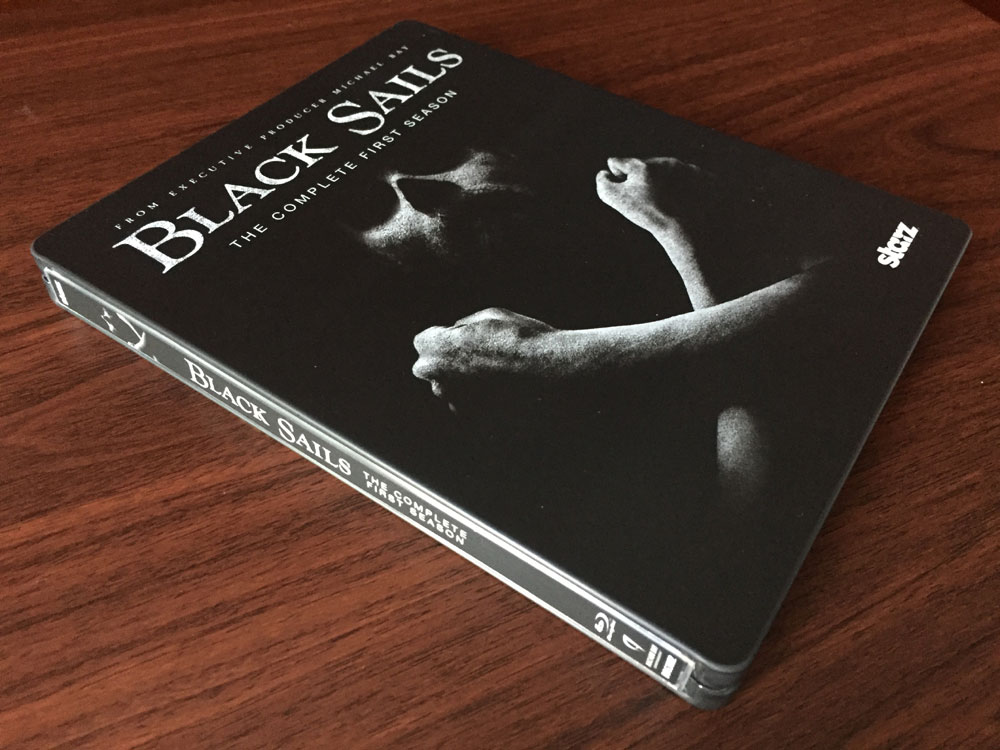 black-sails saison 1 steelbook