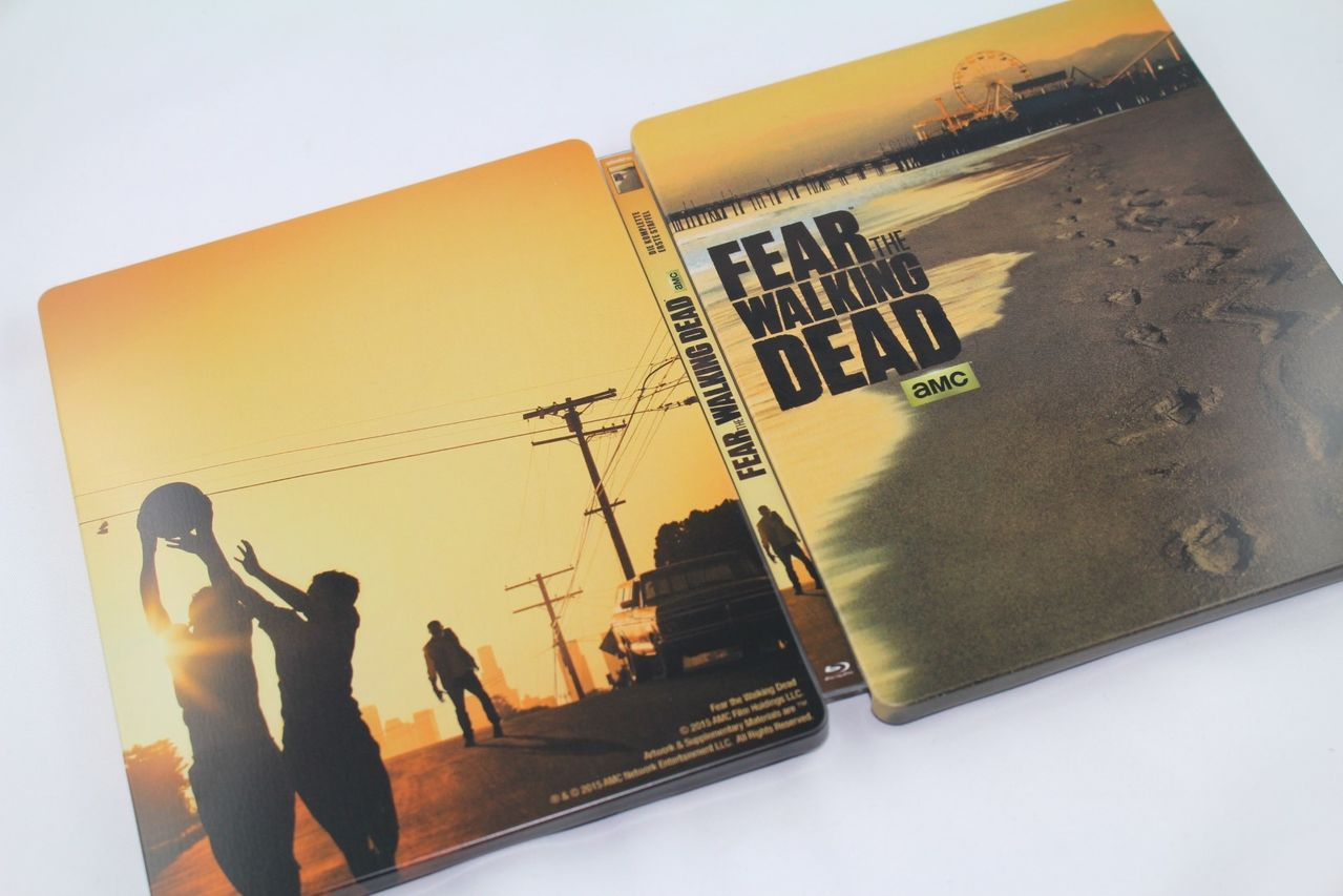 fear the walking dead steelbook