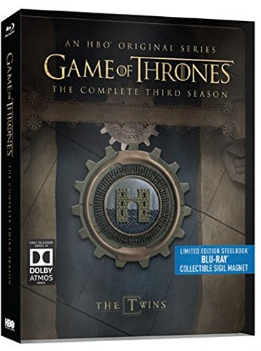 game of thrones saison 3 steelbook