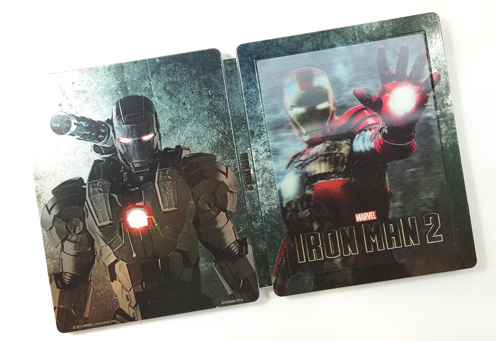 iron man 2 steelbook zavvi1