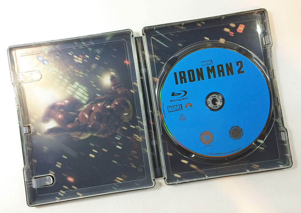 iron man 2 steelbook zavvi2