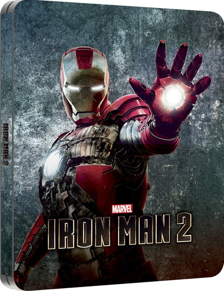 iron man 2 steelbook